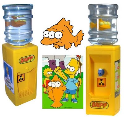 Simpsons dispender