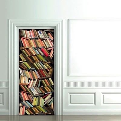 Adesivi decorativi per pareti e porte for Adesivi per pareti interne