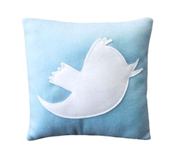 cuscino iphone twitter