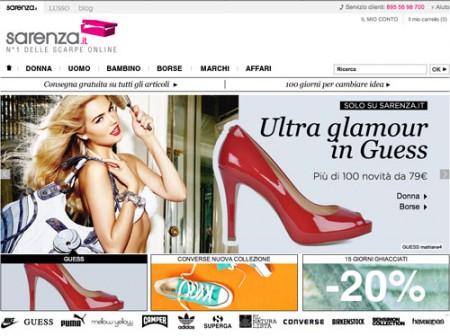 sarenza scarpe online