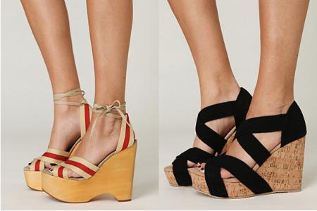 scarpe plateau
