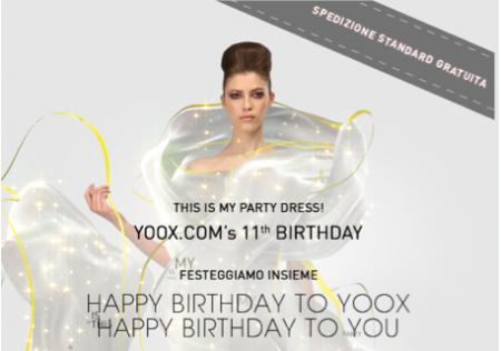 yoox codice
