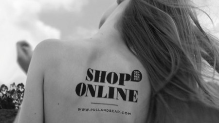 pull e bear online shop