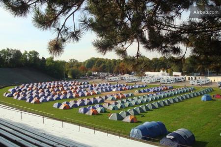 oktoberfest, tende, campeggio, prenotazioni