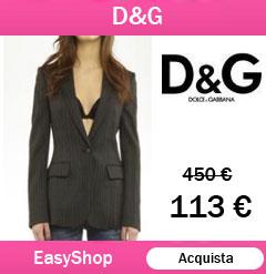 D&G scontato