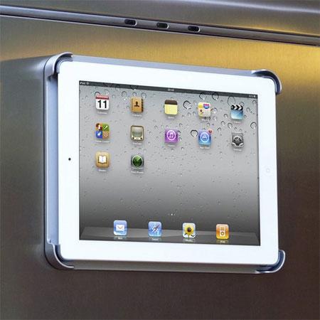 supporto magnetico ipad