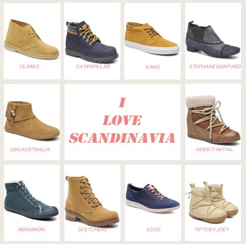 scarpe donna scandinavia